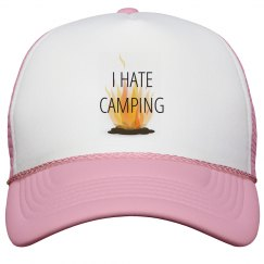 Cam ping hat