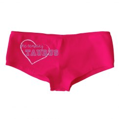The Tempting Taurus Underwear