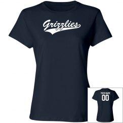 Grizzlies sports shirt