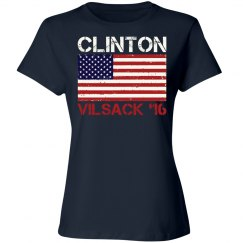 Clinton Vilsack 2016