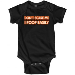 Don't Scare Me...