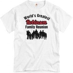 Robinson Family Reunion