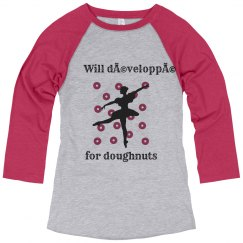 developpe doughnuts