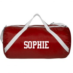 Sophie sports roll  bag