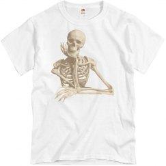 Bored Skeleton