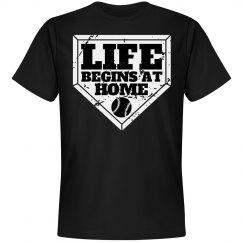 Life begins at home