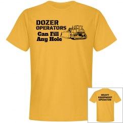 Dozer Operator