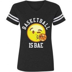 Basketball Emoji Is Bae