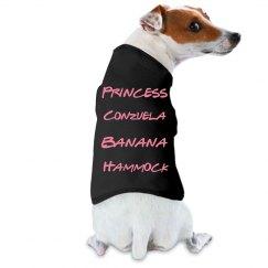 Princess Conzuela Dog Tank