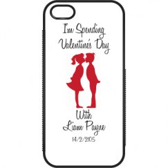 V Day Phone Case Liam