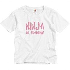 Ninja In Training