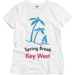 spring break key west