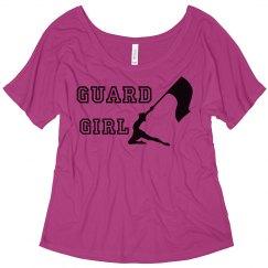 Guard Girl Tee