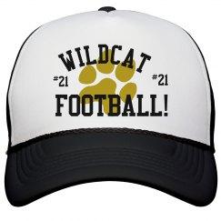 Wildcat designer hat