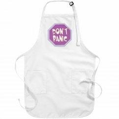 Don't Panic in Purple