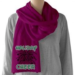 Holiday Cheer Scarf