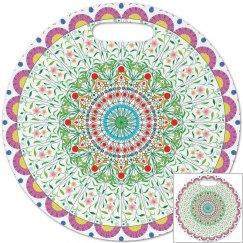 hand drawn flower design