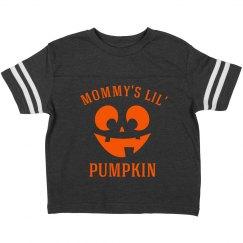 I Am Mommy's Little Cute Pumpkin