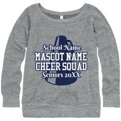 Cheer Seniors Sweatshirt