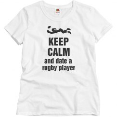 Date a rugby player