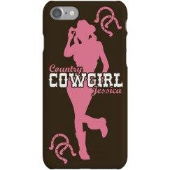 Cowgirl Jessica iPhone