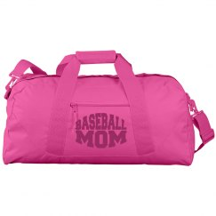 Baseball Mom Duffel Bag