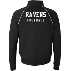 Ravens football jacket