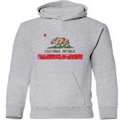 California Republic Sweaters (Stressed Look)