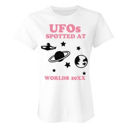 UFOs At Worlds