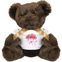 Ashley Valentine Bear