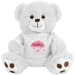 Ashley Valentine Bear