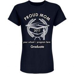 Proud Mom Graduate