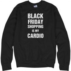 Black Friday Cardio