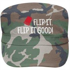 Flip Cup Party Cap