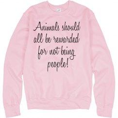 Reward Animals Sweater