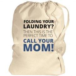 Mom's Laundry Reminder