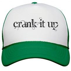 Crank It Up Hat