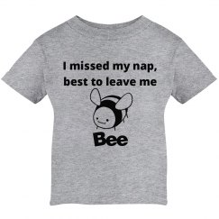 Leave me bee