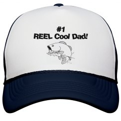 REEL Cool Dad hat - Navy