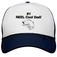 REEL Cool Dad hat - Navy