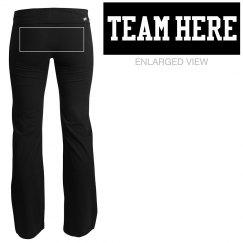 Custom Cheer Soffe Yoga Pants