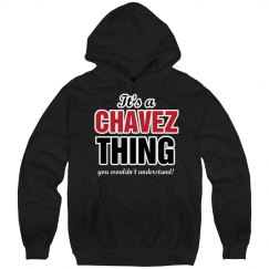 It's a Chavez thing
