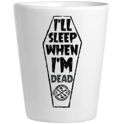 DEAD - Shotglass