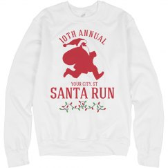 Your City Santa Run