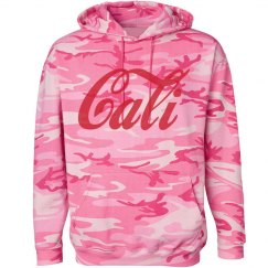 Pink Cali Sweater