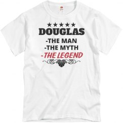 Douglas - the Man!