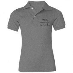 Youth Golf Polo Shirt