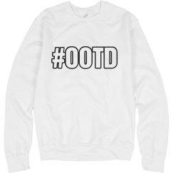 #OOTD unisex crewneck