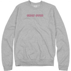"""Game Over"" Crewneck"
