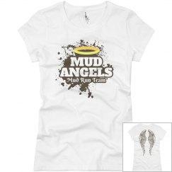 Mud Run Angels Team